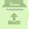 Welcome Bar Box Installation
