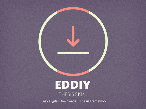 EDDIY Home Demo