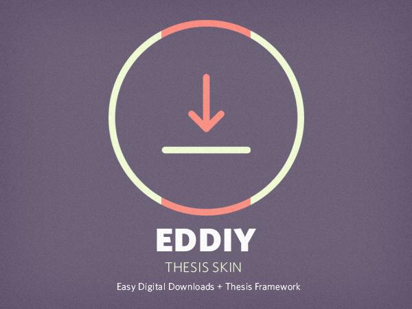 EDDIY Home Demo